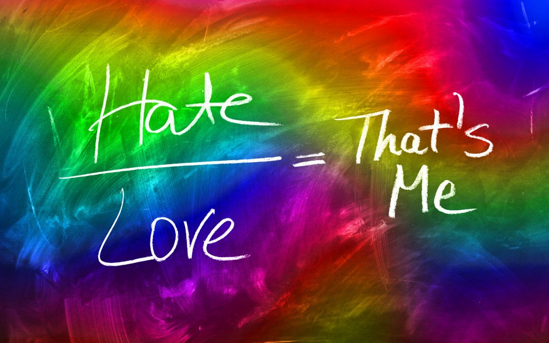 Nézem a híradót – amikor a gyűlölet vezérel